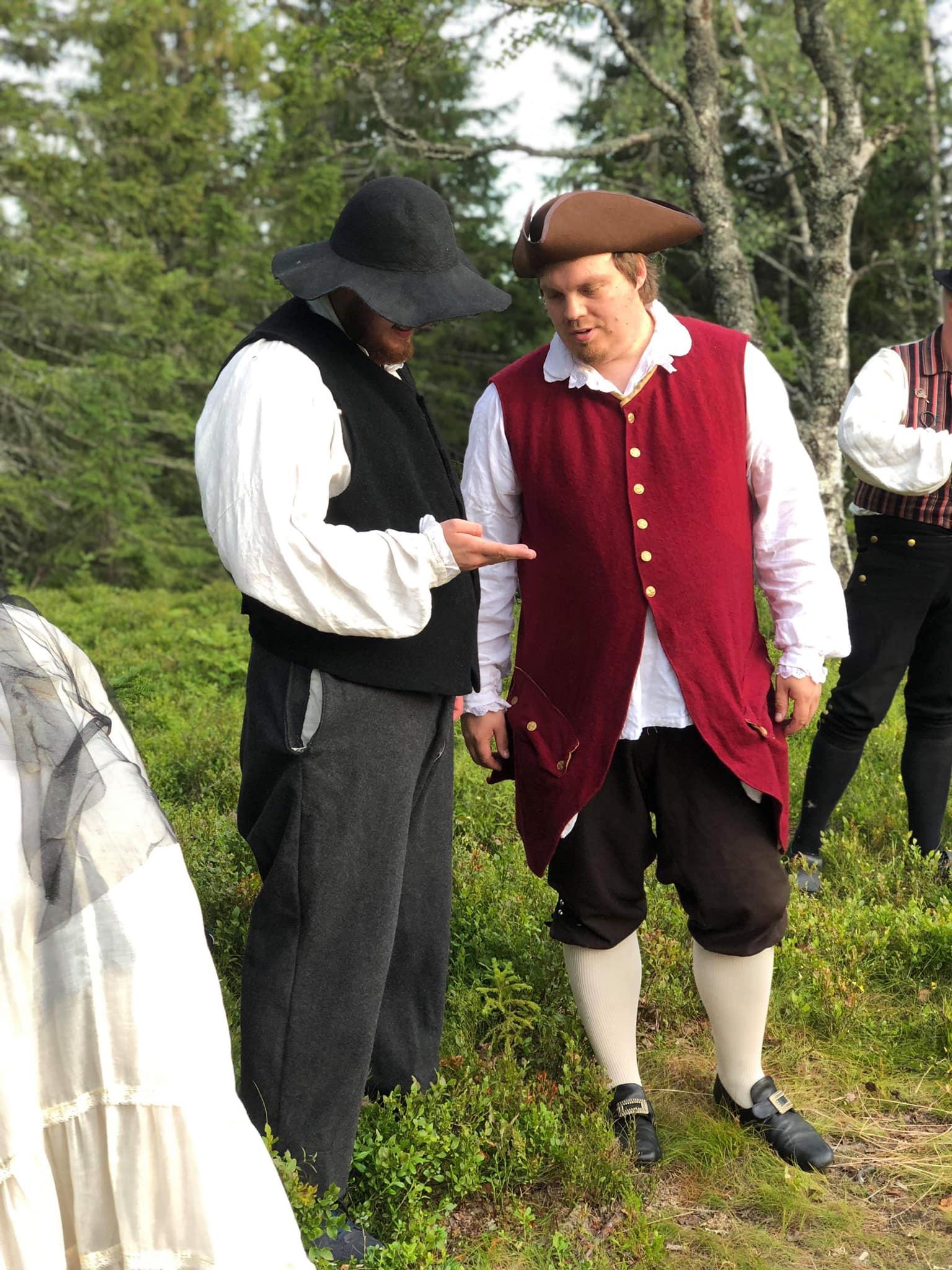 28 juni Direktsänd berättarkväll tema folktro och väsen från Sveriges alla hörn